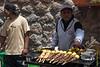 Anticuchos - Santuranticuy - Cuesta del Almirante - Cusco - Perú