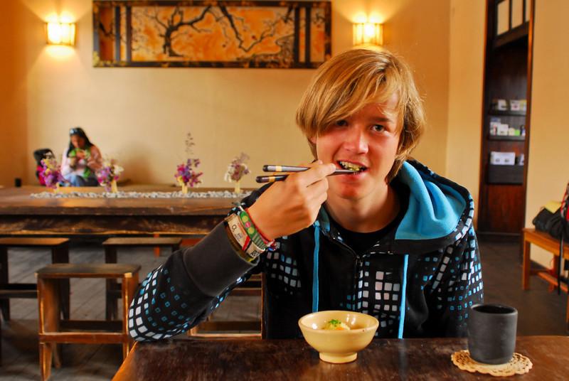 ¡Provecho! - Restaurante Japonés Kintaro - Cusco - Perú