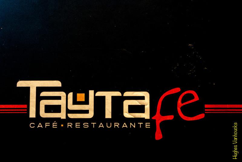 Bastante nuevo restaurante en 2.012 - Taytafé - Urb. Marcavalle - Cusco - Perú<br /> <br /> Relatively new eatery - Taytafé - Urb. Marcavalle - Cusco - Peru<br /> <br /> Relativ neu Lokal in 2012 - Taytafé - Urb. Marcavalle - Cusco - Peru<br /> <br /> Relatief nieuw eethuisje in 2012 - Taytafé - Urb. Marcavalle - Cusco - Peru<br /> <br /> Relativement nouveau resto en 2012 - Taytafé - Urb. Marcavalle - Cusco - Pérou