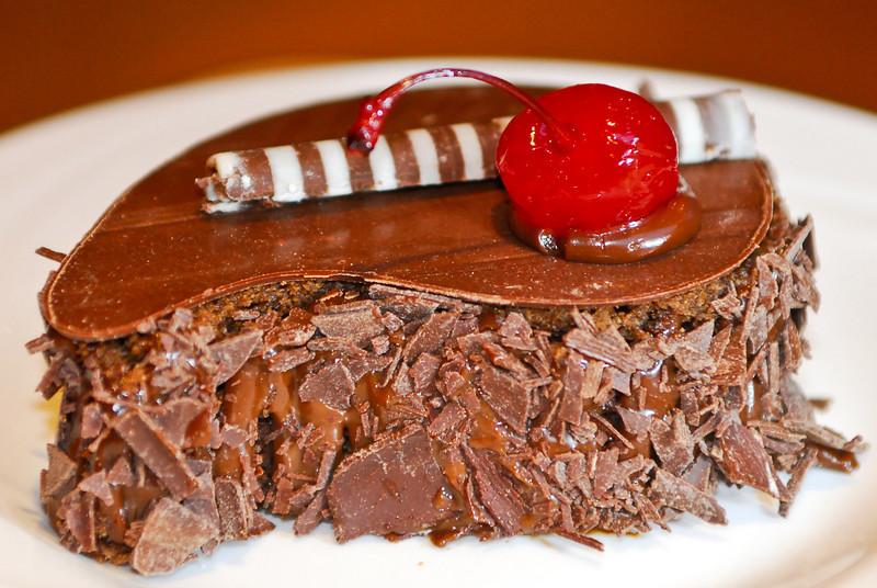 Porción de torta de chocolate - La Bondiet - C/. Plateros - Cusco - Perú<br /> <br /> Chocolate pie - La Bondiet - C/. Plateros - Cusco - Peru<br /> <br /> Chocoladetaartje - La Bondiet - C/. Plateros - Cusco - Peru<br /> <br /> Tarte au chocolat - La Bondiet - C/. Plateros - Cusco - Pérou