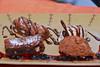 Duo de helado con brownie de chocolate - El Huacatay - Valle Sagrado de los Incas - Urubamba - Cusco - Perú<br /> <br /> Ice cream duo with chocolate brownie - El Huacatay - Valle Sagrado de los Incas - Urubamba - Cusco - Peru<br /> <br /> Ijsduo met chocolade brownie - El Huacatay - Valle Sagrado de los Incas - Urubamba - Cusco - Peru<br /> <br /> Duo de crème glacée avec brownie de chocolat - El Huacatay - Valle Sagrado de los Incas - Urubamba - Cusco - Pérou