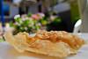 Tocto tambien llamado chicharrón (piel de cerdo) - El Sabrocito - Saylla - Cusco - Perú<br /> <br /> Tocto, deep fried pork skin - El Sabrocito - Saylla - Cusco - Peru<br /> <br /> Tocto, gepofte varkenshuid - El Sabrocito - Saylla - Cusco - Peru<br /> <br /> Tocot, peau de porc frite - El Sabrocito - Saylla - Cusco - Pérou