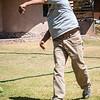 Juegos gringos en el Hogar Girasol de Huayllabamba
