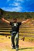Inca Carlos 'Chemo' Rojas Santander - Moray - Maras - Valle Sagrado de los Incas - Cusco - Perú