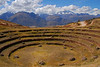 Uno de tres huecos con terrazas incaicas - Moray - Maras - Valle Sagrado de los Incas - Cusco - Perú<br /> <br /> One of the three Inca terraces on site - Moray - Maras - Valle Sagrado de los Incas - Cusco - Peru<br /> <br /> Een van drie cirkelvormige terrasgroepen  - Moray - Maras - Valle Sagrado de los Incas - Cusco - Peru<br /> <br /> Un de trois groupes de terrasses - Moray - Maras - Valle Sagrado de los Incas - Cusco - Pérou