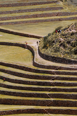 Maras & Moray (Valle Sagrado/Sacred Valley)