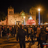 Nochevieja/New Year's Eve @ Plaza de Armas - Cusco - Peru