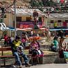 Plaza de Armas - Ocongate - Quispicanchi - Cusco - Peru