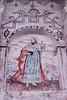 Detalle de los murales del Siglo XVIII en el templo - Zurite - Anta - Cusco - Perú<br /> <br /> Detail of the wall paintings (18th century) on the church - Zurite - Anta - Cusco - Peru<br /> <br /> Detail van de wandschilderingen uit de 18de eeuw op de kerk - Zurite - Anta - Cusco - Peru<br /> <br /> Détail des peintures murales du 18ème siècle sur l'église - Zurite - Anta - Cusco - Pérou