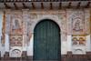 Pinturas murales del Siglo XVIII en el templo - Zurite - Anta - Cusco - Perú<br /> <br /> Wall paintings (18th century) on the church - Zurite - Anta - Cusco - Peru<br /> <br /> Wandschilderingen uit de 18de eeuw op de kerk - Zurite - Anta - Cusco - Peru<br /> <br /> Peintures murales du 18ème siècle sur l'église - Zurite - Anta - Cusco - Pérou