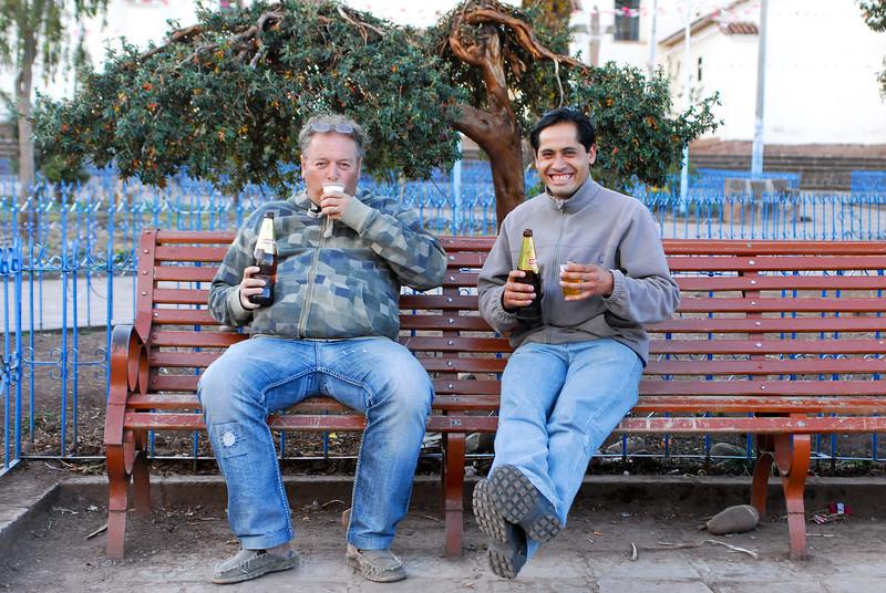 No hay bares en el pueblo - Zurite - Anta - Cusco - Perú<br /> <br /> Unfortunately there are no bars in town - Zurite - Anta - Cusco - Peru<br /> <br /> Jammer genoeg geen cafés in het dorp - Zurite - Anta - Cusco - Peru<br /> <br /> Malheureusement pas de cafés dans le village - Zurite - Anta - Cusco - Pérou