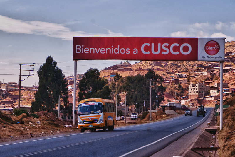 Destino final: Cusco - Poroy - Cusco - Perú<br /> <br /> Final destination: Cusco - Poroy - Cusco - Peru<br /> <br /> Eindbestemming: Cusco - Poroy - Cusco - Peru<br /> <br /> Destination finale: Cusco - Poroy - Cusco - Pérou