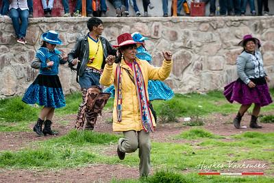 Takanakuy @ Quehuar (Pampa de Anta)