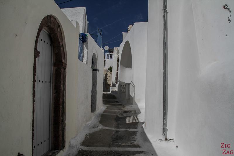 Visiting Emporio Santorini 1