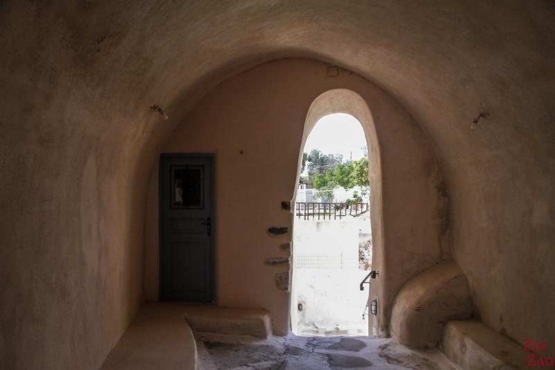 Visiting Emporio Santorini 8