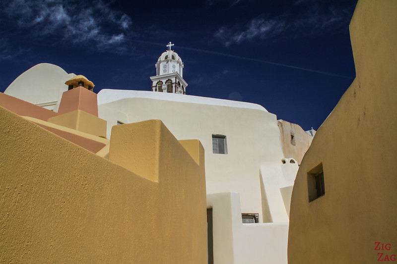 best things to do in Santorini - Emporio