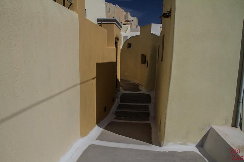 Dorf Emporio, Santorini