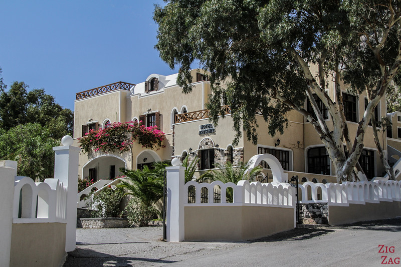 Where to stay in Perissa - accommodations