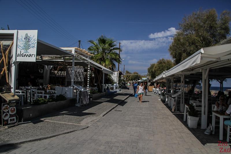 Where to stay in Kamari - Promenade