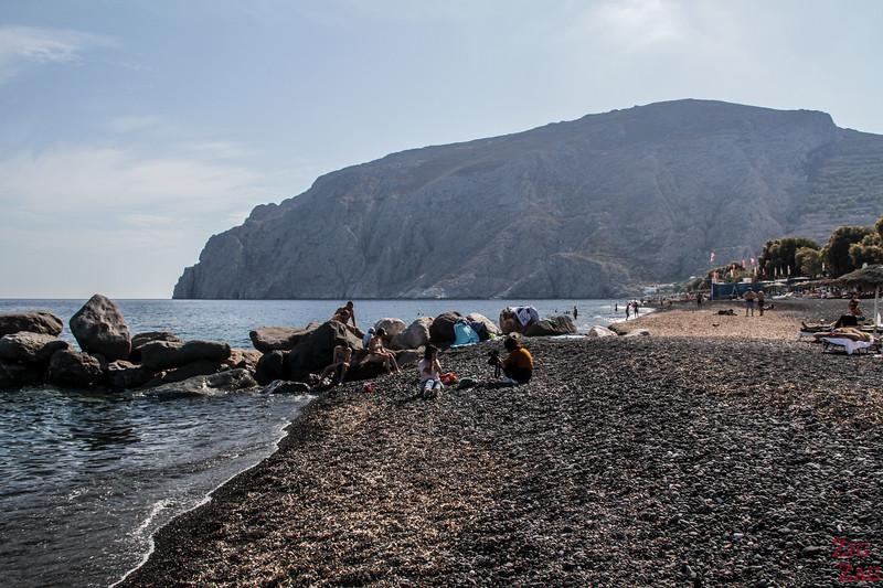Where to stay in Kamari - beach