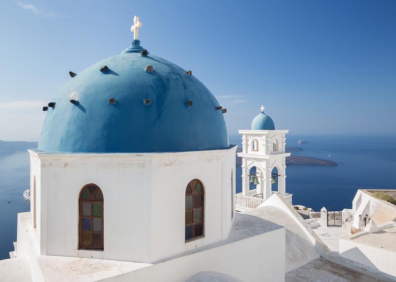 best areas to stay in Santorini - Imerovigli