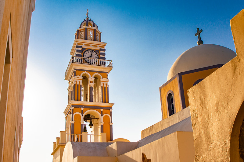 Where to stay in Fira - town