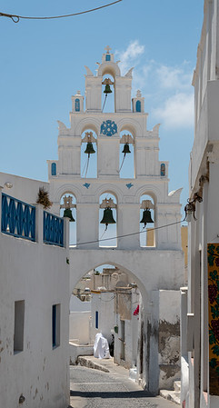 best areas to stay in Santorini - Megalochori