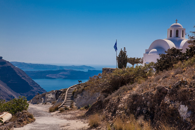 Best hikes in Santorini