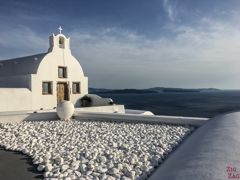 Bells photo Santorini