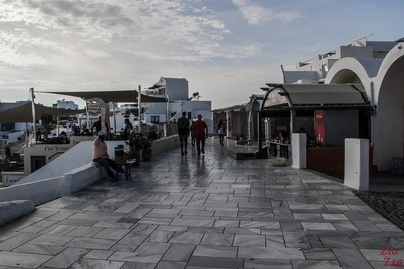 Séjourner à Oia Santorin