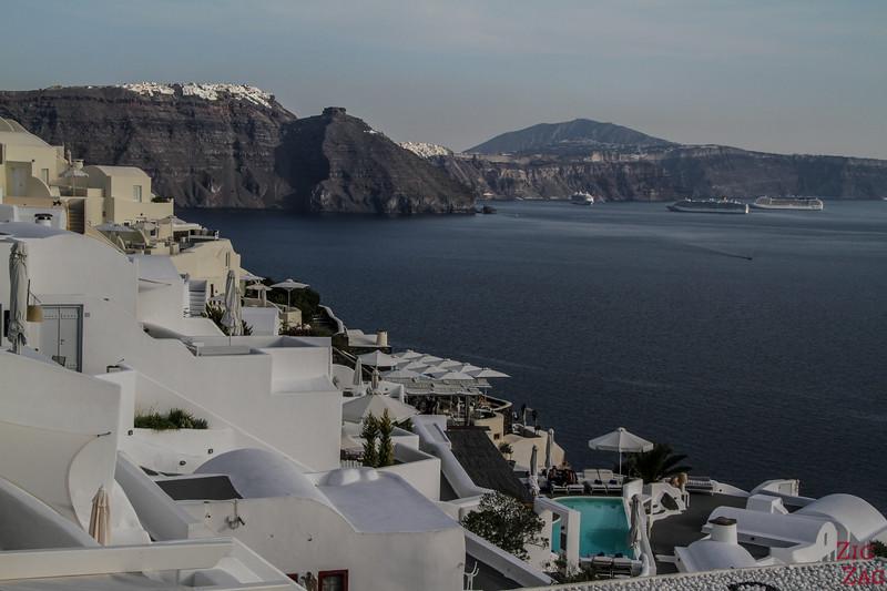 Santorini Übernachten