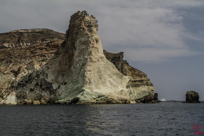 Tour en catamaran à Santorin - photo 7