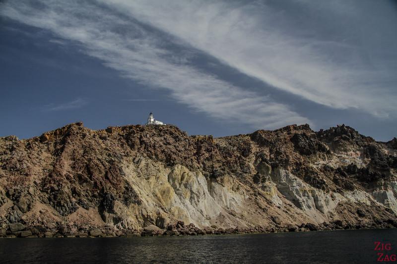 Tour en catamaran à Santorin - photo 4