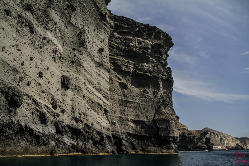 Tour en catamaran à Santorin - photo 5