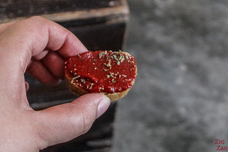 musée industriel de la tomate Santorin 5