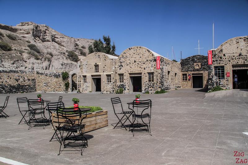 musée industriel de la tomate Santorin 6