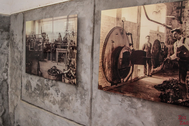 musée industriel de la tomate Santorin 3