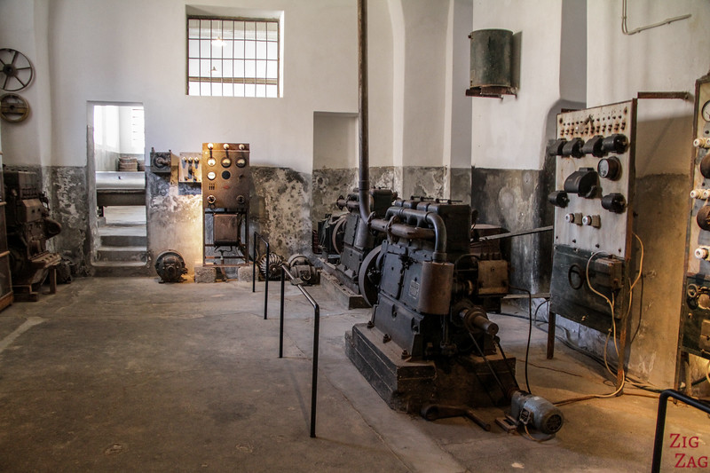 Das Tomaten-Industriemuseum (Tomato Industrial Museum) 2