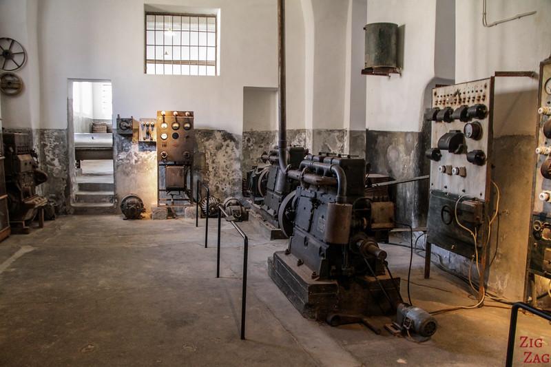 musée industriel de la tomate Santorin 2