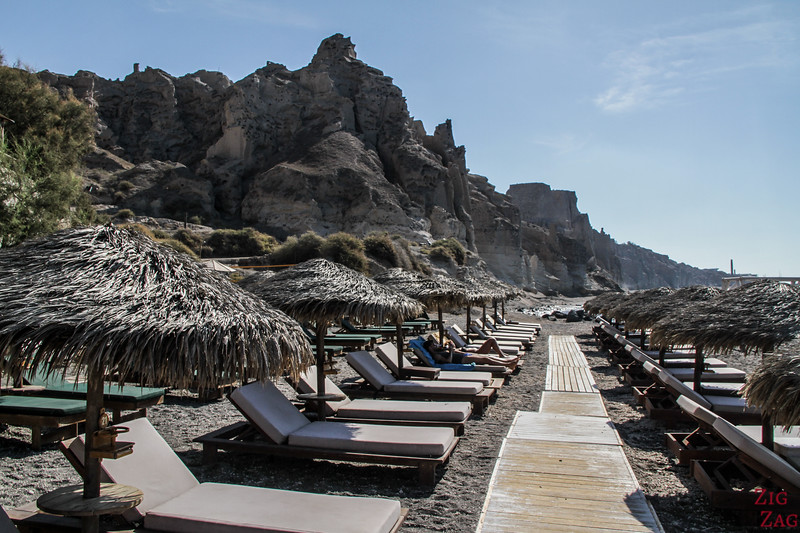 The hidden romantic beach - Eros beach