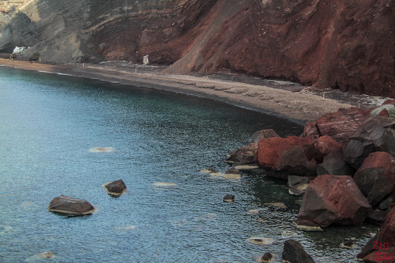 Access to Red Beach - dangerous & closed 5