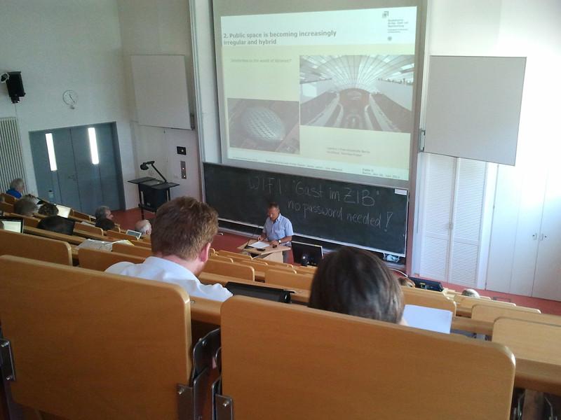 Seminaari Berliinissä