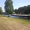 Kanavan vartta Oranienburgissa