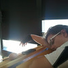 Anssilla väsymysongelmia seminaarissa