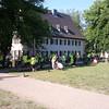 Lähdössä viimeiselle etapille Fürstenbergissä