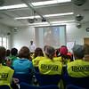 Skype-tapaaminen Nyköbingin kirjastolla