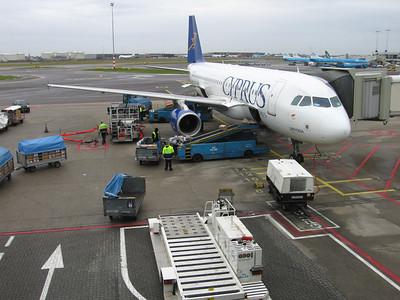 Cyprus Airways A320