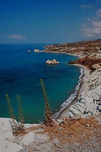 Petra tou Romiou (Aphrodite's rocks)