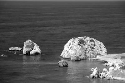 Aphrodite's Rocks (Petra tou romiou)