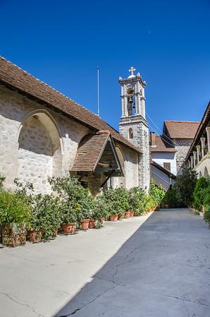 Monastery of Chrysorrogiatissa